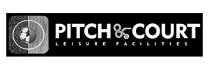 pitch and court logo